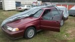 Volvo 960 station wagon,