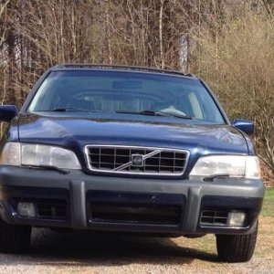 V70 XC AWD (Cross Country)
